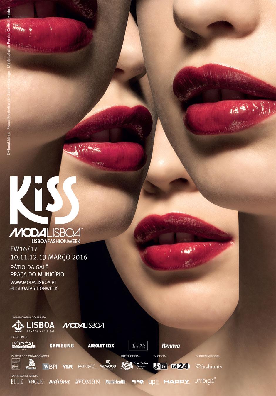 Moda Lisboa Kiss