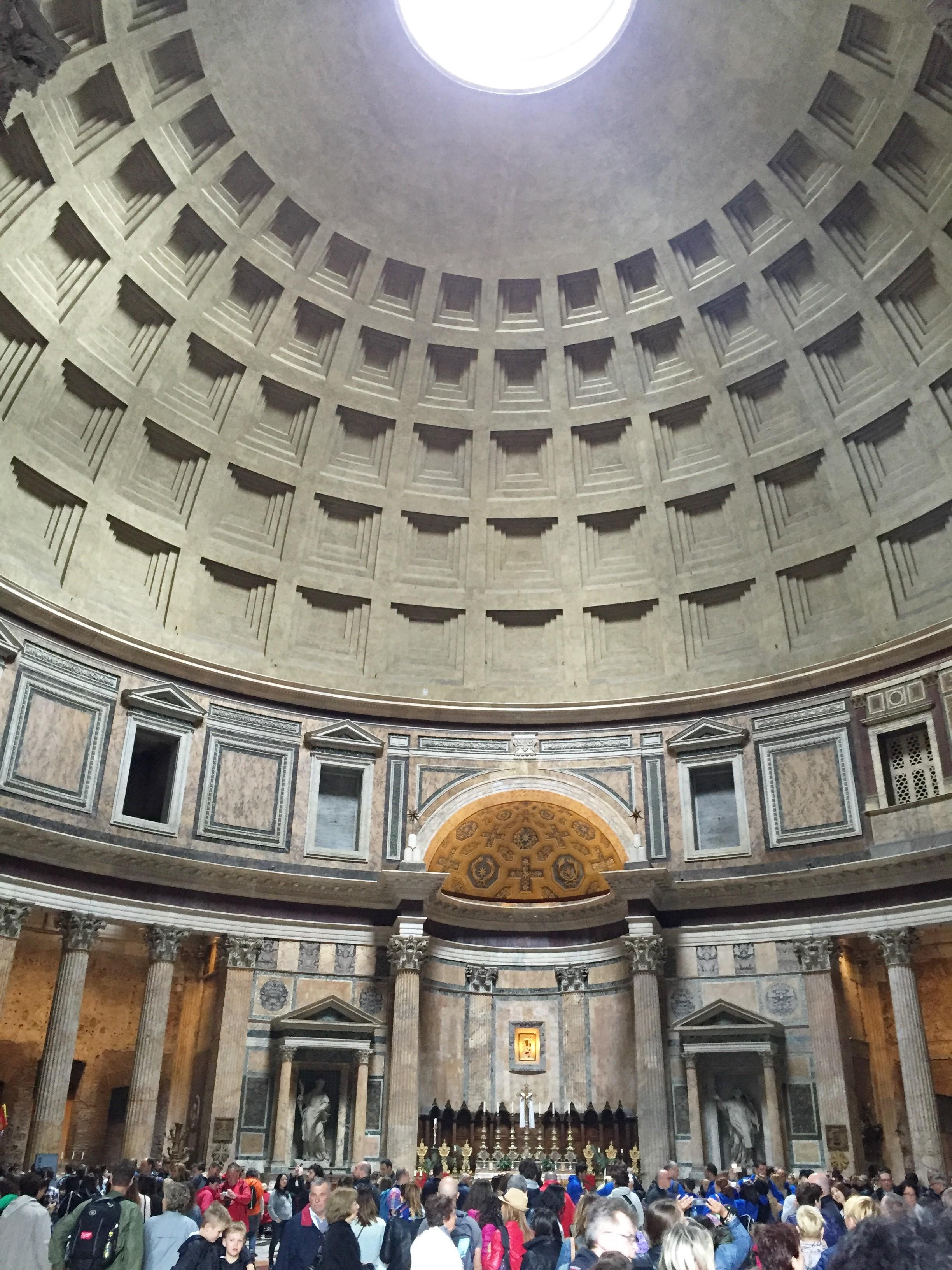Panteão (interior)