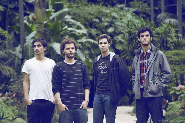 Permalink to: Lotus Fever apresentam o segundo disco no Sabotage Club.