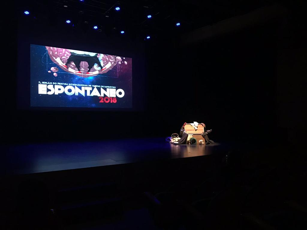 Permalink to: O festival Espontâneo está de regresso a Sintra e promete muito improviso.