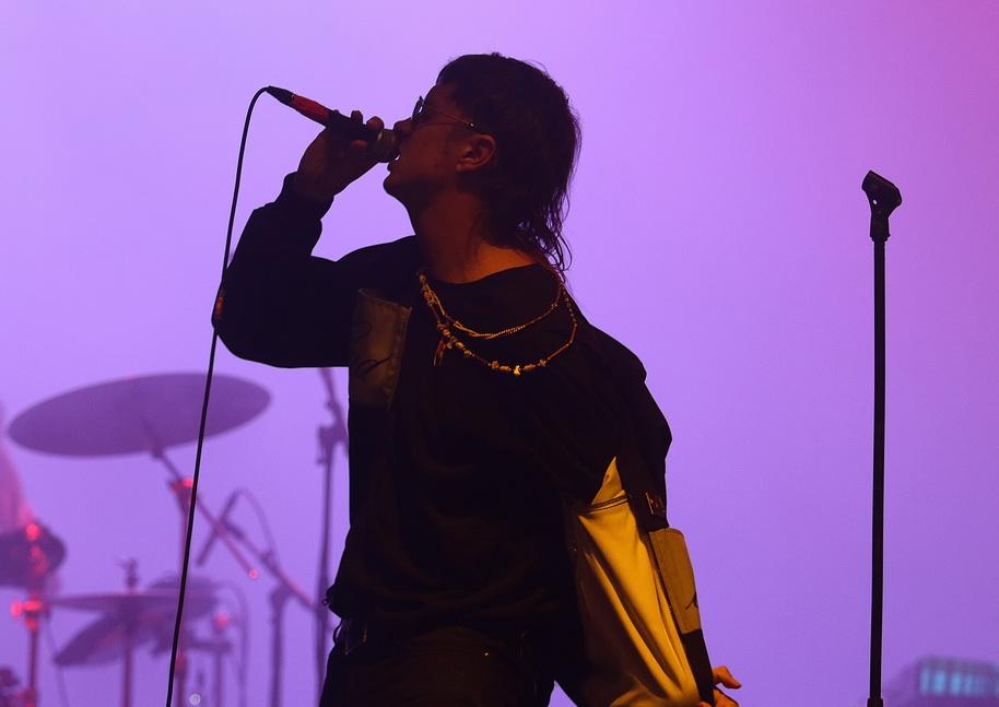 Permalink to: Julian Casablancas+ The Voidz no Super Bock Super Rock | Reportagem Fotográfica